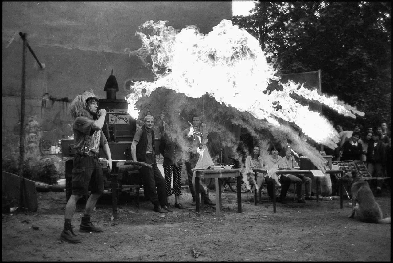 Die besten Feste Theater, Singen, Klamauk, Konzert und naatürlich Pyro-Shows: Vor allem wegen ihrer Vielfalt sind die Kreutziger-Straßen-Feste besonders beliebt. Fotos: Marco Krojač